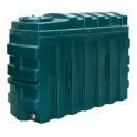 Titan ES1000 Ecosafe Bunded Plastic Oil Tank