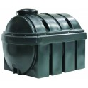 Envirostore 2500EHB Bunded Plastic Oil Tank