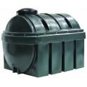 Envirostore 1800EHB Bunded Plastic Oil Tank
