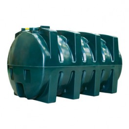 Titan H1800TT Talking TITAN Single Skin Oil Tank