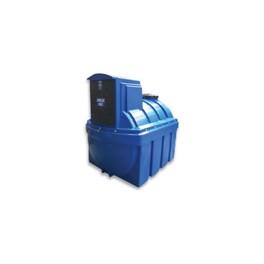Envirostore 2500EHADBLU AdBlue Tank