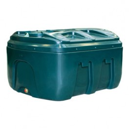Titan ESLP1200 EcoSafe Bunded Plastic Oil Tank