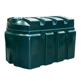 Titan ES2500 EcoSafe Bunded Plastic Oil Tank