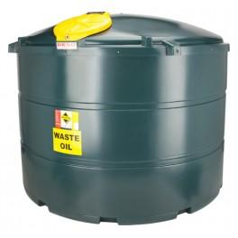 Deso V3500WOW Bunded waste oil tank