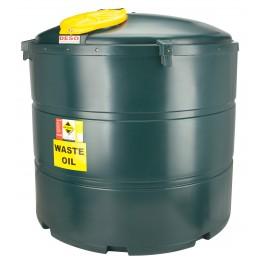 Deso V2455WOW Bunded waste oil tank