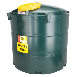 Deso V1340WOW Bunded waste oil tank