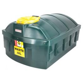 Deso LP1200WOW Bunded Plastic Waste Oil Tank
