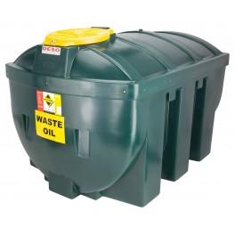 Deso H1235WOW Bunded Plastic Waste Oil Tank