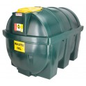 Deso H1800WOW Bunded Plastic Waste Oil Tank