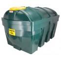 Deso H2500BT Bunded Plastic Oil Tank