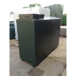 Fire Protected Heating Oil Tanks