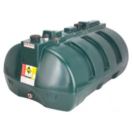 Deso LP1230T Single Skin Oil Tank
