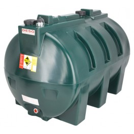 Deso H1235T Single Skin Oil Tank