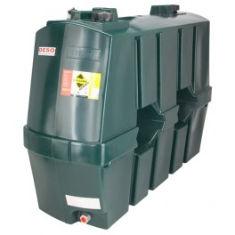 Deso R1220T Single Skin Oil Tank