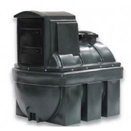 Envirostore 2500EHFD Bunded Fuel Dispenser