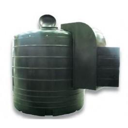 Envirostore 8050EVFD Bunded Fuel Dispenser