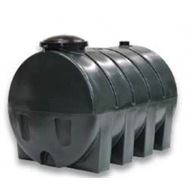 Envirostore 2500EHO Single Skin Oil Tank